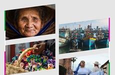 """Ouverture de l'exposition photographique """"Mexique-Vietnam: Le lieu où les regards se sont croisés"""""""