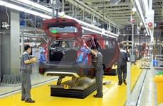 Vinh Phúc : Le secteur auto-moto emploie 1.200 travailleurs