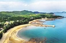 """L'île de Cái Chiên, le """"paradis oublié"""" de Quang Ninh"""