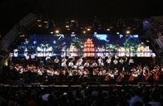 L'Orchestre symphonique de Londres donne un concert à Hanoï