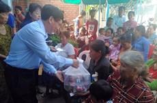 L'ambassade du Vietnam au Cambodge soutient les habitants touchés par des inondations