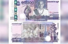 Cambodge : nouveau billet de banque pour célébrer l'anniversaire du couronnement du roi