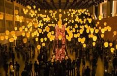"""Ouverture de l'exposition """"Lumière de l'ASEAN"""" en République de Corée"""