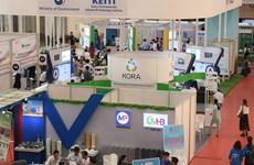 Ouverture de la Foire-expo internationale des technologies de l'environnement 2019