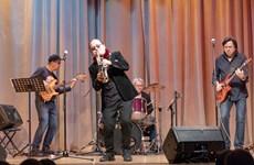 Concert de jazz Russie-Vietnam à Moscou