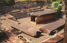 Le tombeau de Cu Thach - Hàng Gon à Long Khanh
