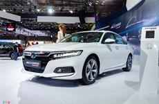 Le showroom de Honda de la province de Vinh Phuc informe sur la Honda Accord 2019