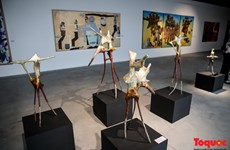 Séminaire sur l'art contemporain asiatique à Hanoï