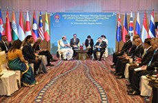 La réunion ADMM+ examine sept sujets de coopération en matière de sécurité