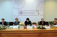 Les femmes russo-vietnamiennes unissent leurs forces pour affirmer leur position dans la société
