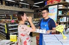 Premier lot de produits laitiers vietnamiens exporté vers la Chine