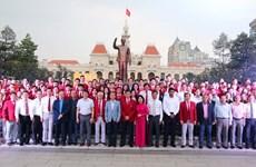 Les athlètes du Sud partent pour les SEA Games 30