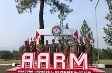 Le Vietnam se classe au 3e rang du 29e Tournoi de tir des armées de l'ASEAN