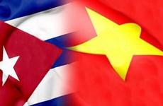 Félicitations pour le 59e anniversaire de l'établissement des relations diplomatiques Vietnam-Cuba
