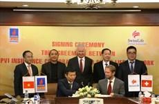PVI et Swiss Life Network signent un accord de coopération intégrale