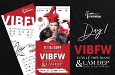 Ouverture de la Semaine internationale de la beauté et de la mode du Vietnam 2019