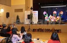 La culture vietnamienne présentée lors d'un festival de Noël à Plzen (R. tchèque)