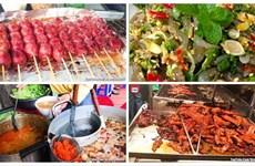 Cambodge : Ouverture de la première rue gastronomique à Kampot  