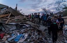 Plus de 3.700 catastrophes recensées en Indonésie en 2019