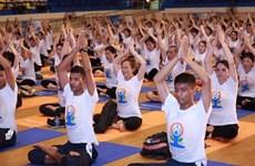 Des bons messages diffusés par le yoga