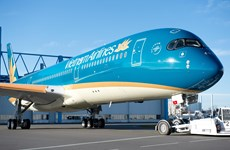 Vietnam Airlines : Ouverture de la ligne aérienne entre Da Nang et Shanghai (Chine)