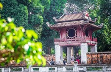 Temple de Littérature – Élite de la culture savante du Vietnam