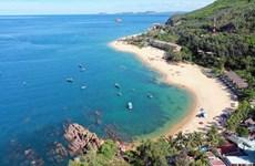 Bai Xep, une plage sauvage de sable doré qui peint un paysage sublime