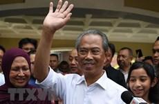 Muhyiddin Yassin prête serment en tant que Premier ministre de la Malaisie