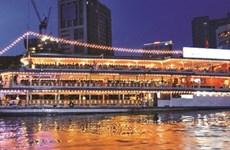 Hô Chi Minh-Ville: Le bateau-restaurant Saigon toujours à flot