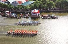 La fête Xuông đông à Quang Yên