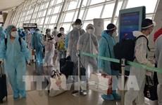 Coronavirus: 600 citoyens rapatriés d'Europe, d'Afrique et de République de Corée