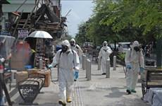 COVID-19 : le nombre des infections augmente en Indonésie et aux Philippines