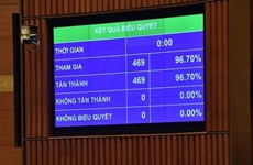 CPTPP: les médias étrangers saluent la ratification du Vietnam
