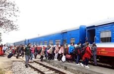 Renforcement des trains pour le Nouvel An 2019
