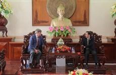 L'Argentine veut promouvoir la coopération agricole avec Cân Tho