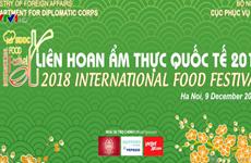 Le 6e festival international de la gastronomie de Hanoi