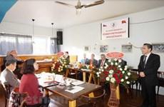 Le 22ème congrès de l'Association d'amitié République tchèque-Vietnam