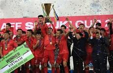 Nguyên Quang Hai parmi les dix meilleurs jeunes stars du football d'Asie