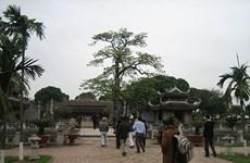 Hai Duong: destinations historiques officiellement nommées sites de reliques nationales