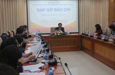 Conférence de presse du comité des Vietnamiens de l'étranger