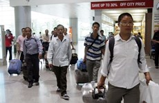 Le Vietnam envoie 140.000 travailleurs à l'étranger en 2018