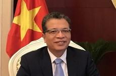 L'ambassadeur du Vietnam en Chine rencontre la presse