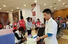 Don du sang : le programme « Dimanche rouge » dans des localités du pays