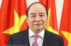 Le PM quitte Hanoi pour le Forum économique mondial de Davos 2019