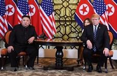 Donald Trump et Kim Jong-un entament le 2e jour du sommet Etats-Unis-RPDC