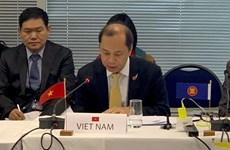 Le 26e dialogue ASEAN-Nouvelle-Zélande à Wellington