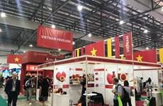 Le Vietnam à la Foire-expo international du thé, du café, de la gastronomie à Singapour