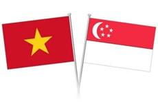Inauguration du Centre de coopération Vietnam - Singapour à Hanoi