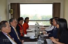 Le Vietnam et la Thaïlande renforcent leur coopération financière au sein de l'ASEAN