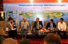 Le Vietnam et les Pays-Bas coopèrent dans la gestion de l'eau dans le delta du Mékong